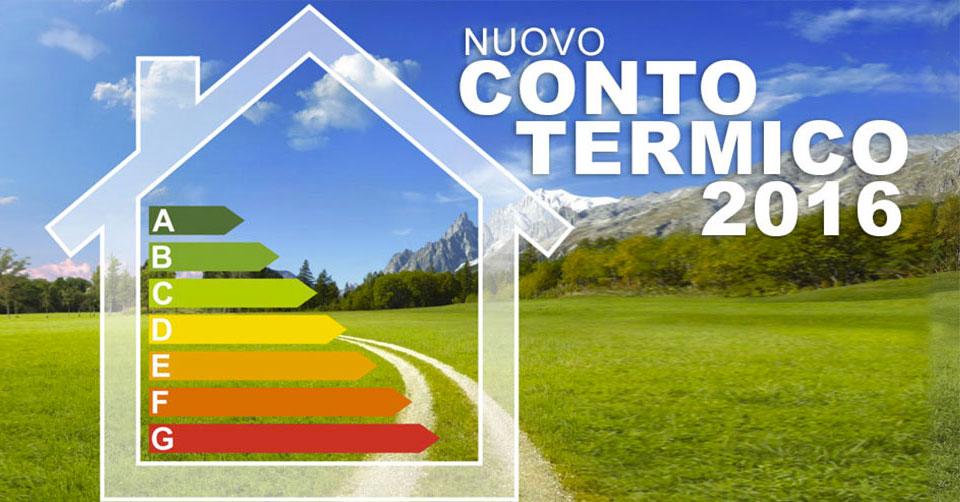 Conto Termico 2.0 – L'incentivo per le pompe di calore si rinnova