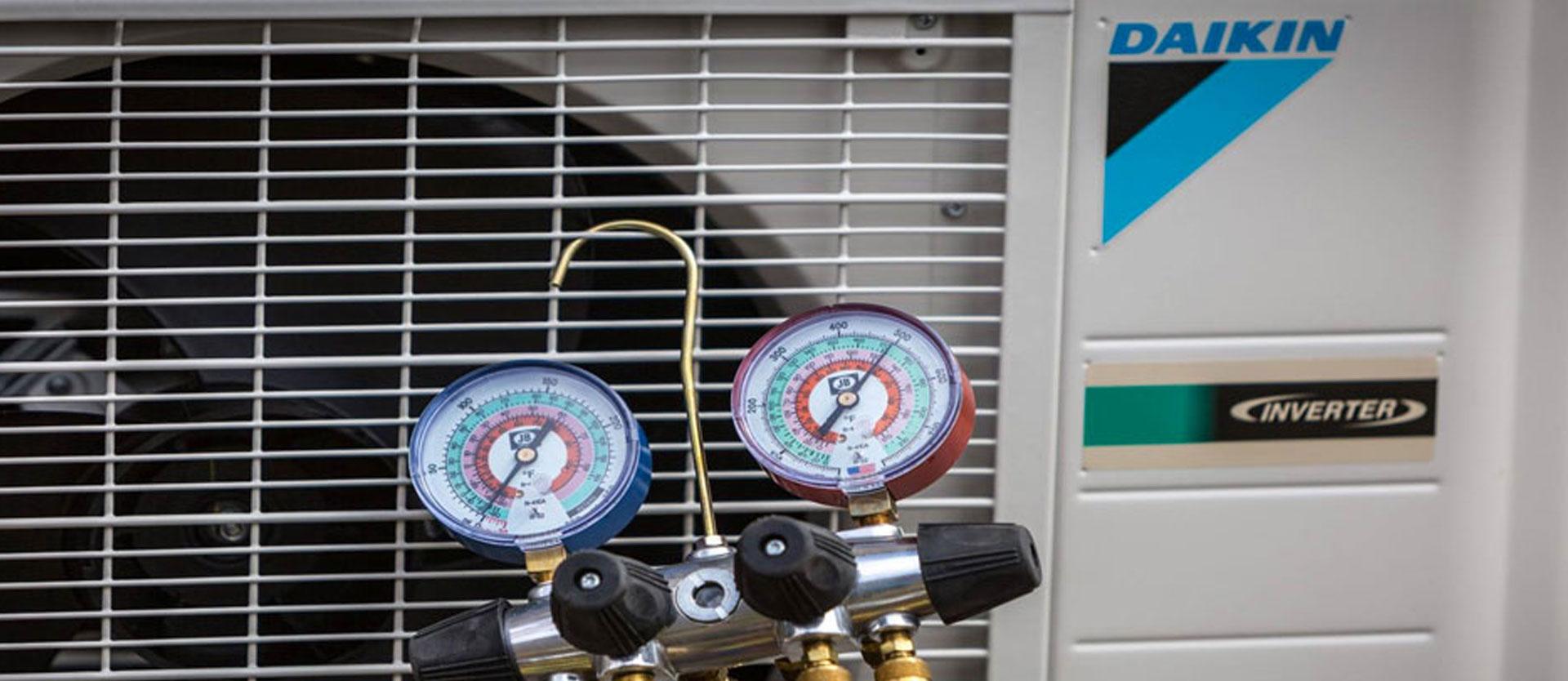 Vantaggi delle pompe di calore